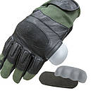 Condor KEVLAR - TACTICAL GLOVE HK220 Medium, Тан (Tan), фото 10