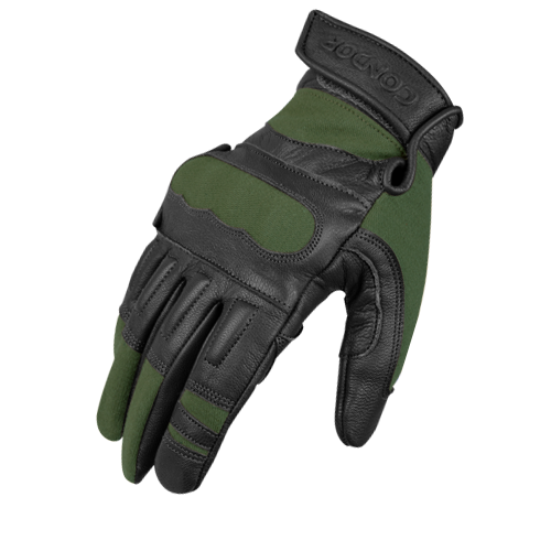Condor KEVLAR - TACTICAL GLOVE HK220 Large, Sage (Зелений)