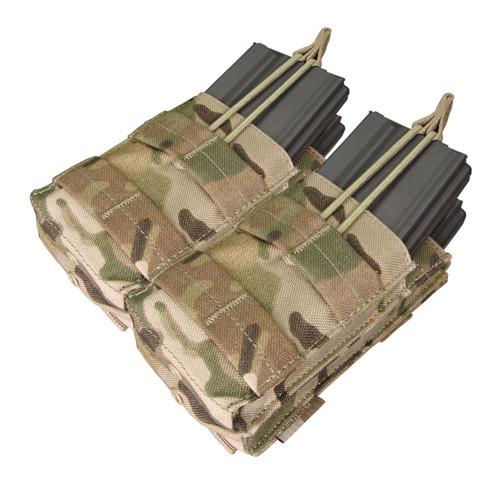 Оригинал Подсумок двойний для AR магазинов карабина молле Condor Double Stacker M4 Mag Pouch MA43