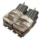 Оригинал Подсумок двойний для AR магазинов карабина молле Condor Double Stacker M4 Mag Pouch MA43, фото 3
