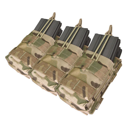 Condor Triple Stacker M4 Mag Pouch MA44 Dig.Conc.Syst. A-TACS AU