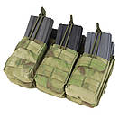Condor Triple Stacker M4 Mag Pouch MA44 Dig.Conc.Syst. A-TACS AU, фото 2