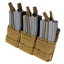 Condor Triple Stacker M4 Mag Pouch MA44 Dig.Conc.Syst. A-TACS AU, фото 4