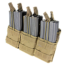 Condor Triple Stacker M4 Mag Pouch MA44 Dig.Conc.Syst. A-TACS AU, фото 5