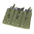 Condor Triple Stacker M4 Mag Pouch MA44 Dig.Conc.Syst. A-TACS AU, фото 7