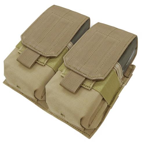 Оригинал Подсумок для магазинов винтовки 7.62 двойной молле Condor Double AR10/M-14 Mag Pouch MA63 Crye