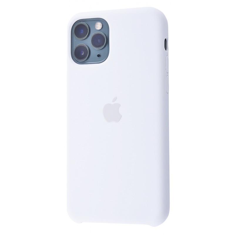 Чехол Apple (MC) iPhone 11 Pro (White)