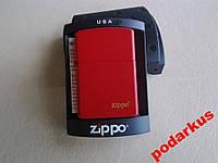 Запальничка Бензинова Zippo червона