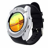 Смарт-часы Smart Watch V8 silver