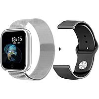 Смарт Часы Smart Watch T80s Серый
