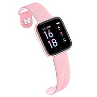 Смарт Часы Smart Watch T80s Розовый