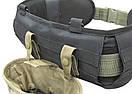 Оригинал Подсумок сброса стрелянных магазинов молле Condor 3-Fold Mag Recovery Pouch MA22 Dig.Conc.Syst., фото 5
