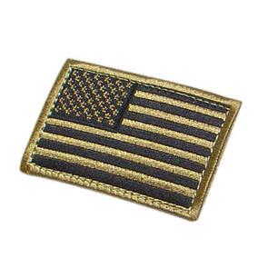 Condor US FLAG PATCH 230 Тан (Tan)