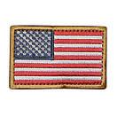 Оригинал Патч шеврон флаг США Condor US FLAG PATCH 230 Стандарт, Черв/Біл/Син, фото 7