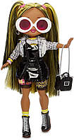 Оригинальная кукла ЛОЛ Сюрприз Альт Герл L.O.L. Surprise! O.M.G. Alt Grrrl Fashion 565123
