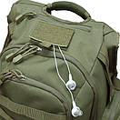 Оригинал Штурмовой рюкзак Condor URBAN GO PACK 147 Олива (Olive), фото 7