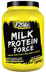 Протеины Многокомпонентные Full Force Nutrition Milk protein 1000g  milk chocolate
