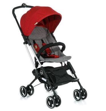 Прогулянкова коляска Picnic Red grey Babyhit