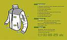 Оригинал Тактическая куртка флисовая Condor ALPHA Mirco Fleece Jacket 601 Large, Олива (Olive), фото 9