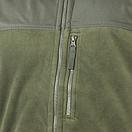 Оригинал Тактическая куртка флисовая Condor ALPHA Mirco Fleece Jacket 601 Small, Чорний, фото 5