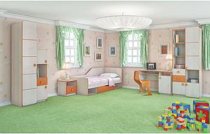 Мебель для детской комнаты Санта 2