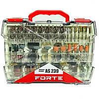Набор насадок для гравера 239 шт Forte AS 239 (92186)