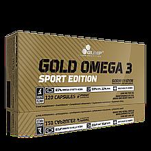 Рыбий жир Olimp Sport Nutrition Gold omega 3 sport edition 120 caps
