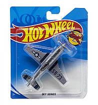 "Самолет ""Hot Wheel""  (серый) R115-1"