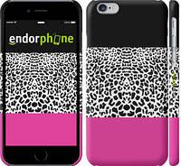 """Чехол на iPhone 6 Шкура леопарда v3 """"2723c-45"""""""