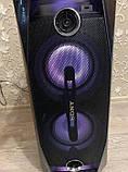 Мини система активная акустическая колонка Sony GTK-X1BT, фото 7