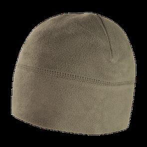Оригинал Тактическая зимняя флисовая шапка Condor Watch Cap WC Тан (Tan)