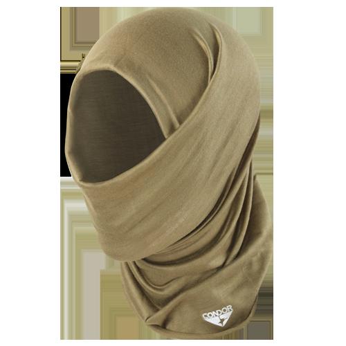 Оригинал Многофункциональный шарф Condor Multi-Wrap 212 ACU