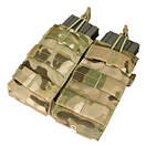 Condor Double M4/M16 Open Top Mag Pouch MA19 Тан (Tan), фото 2