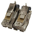 Condor Double Kangaroo Mag Pouch MA51 Coyote Brown, фото 2