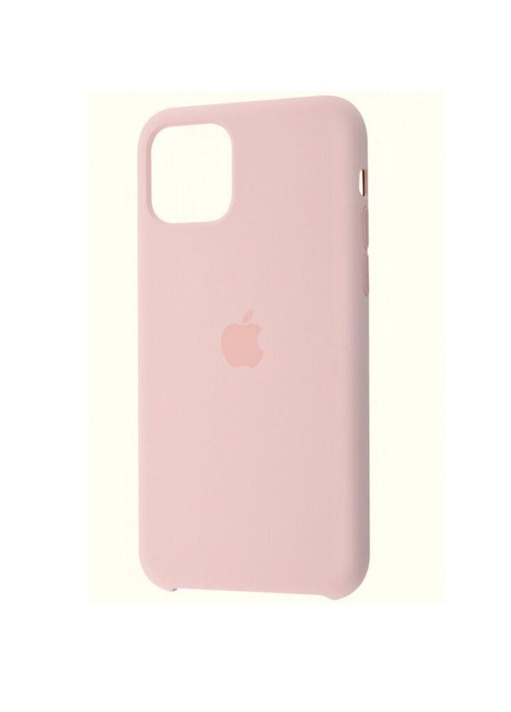 Чехол Apple (MC) iPhone 11 (Pink Sand)