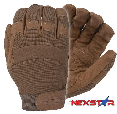 Оригинал Тактические перчатки Damascus Nexstar II™ - Medium Weight duty gloves MX20 X-Small, Чорний