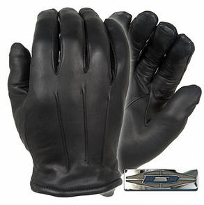 Damascus Thinsulate® lined leather dress gloves DLD40 X-Large, Чорний