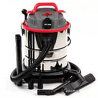 Пилосос для вологого і сухого прибирання 20 л, 1.6 кВт Forte VC2016S (83933)