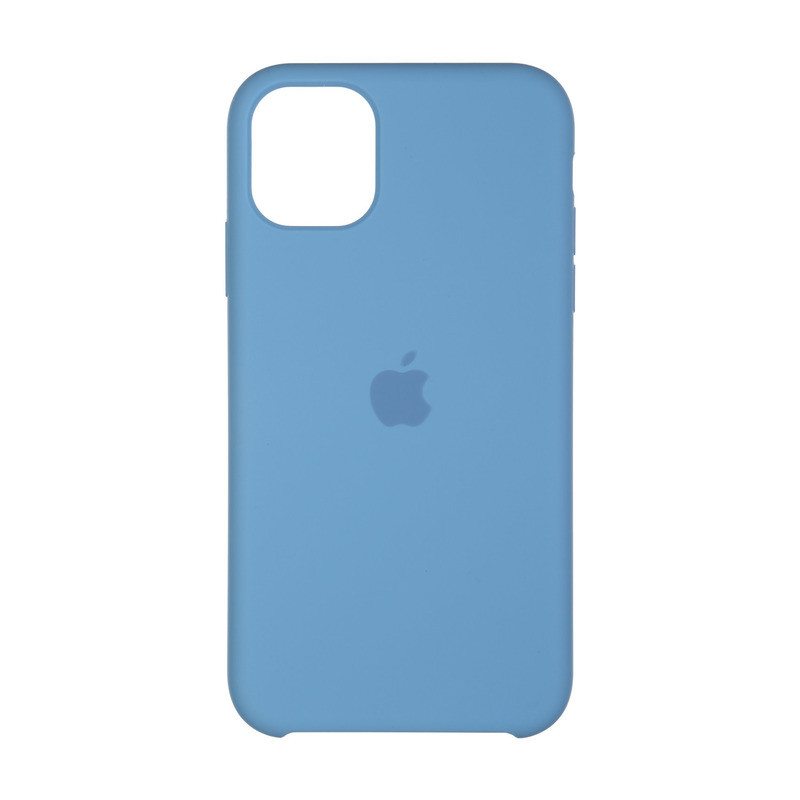 Чехол Apple (MC) iPhone 11 (Cornflower)