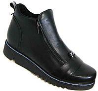 Ботинки на весну женские кожа р-ры 37-43 MD0074