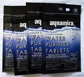 McNett AquaMira Water Purifier Tablets 1шт.