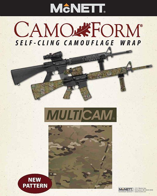 Mcnett Camo Form Digital Desert (Цифрова пустеля, MarPat)