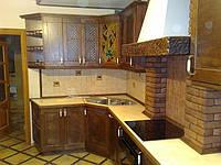 Мебель из массива, кухни натуральное дерево