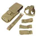 Condor M4 Buttstock Mag Pouch MA59 Coyote Brown, фото 7