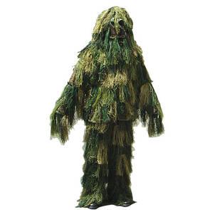 Оригинал Маскировочный снайперский костюм гилли Condor Ghillie Suit Set Woodland, Medium/Large