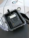 Pelican Micro Case 1020 Прозорий, із чорним демпфером, фото 3