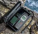 Pelican Micro Case 1040 Прозорий, із чорним демпфером, фото 3