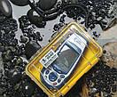 Pelican Micro Case 1040 Прозорий, із чорним демпфером, фото 4