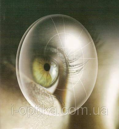 Полимерные астигматические линзы для очков, фото 2