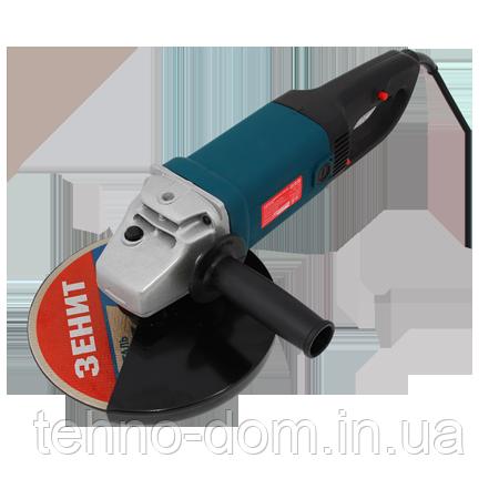 Угловая шлифовальная машина Зенит ЗУШ-230/2200